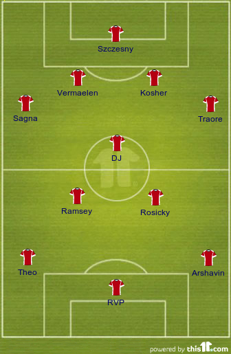 Man Utd Vs Arsenal Preview Predicted Gunners Team Football Talk Premier League News