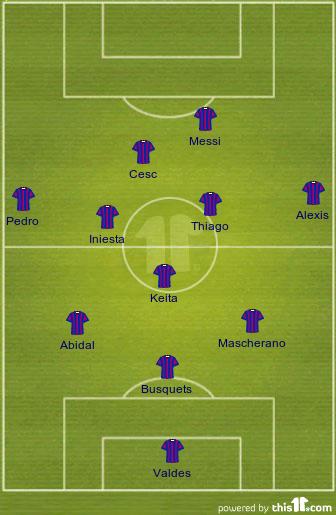 Image result for barcelona 3-7-0