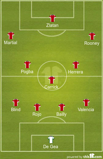4-3-3 or 4-2-3-1? Manchester United Predicted Lineup To Face Southampton In EFL Cup Final 3