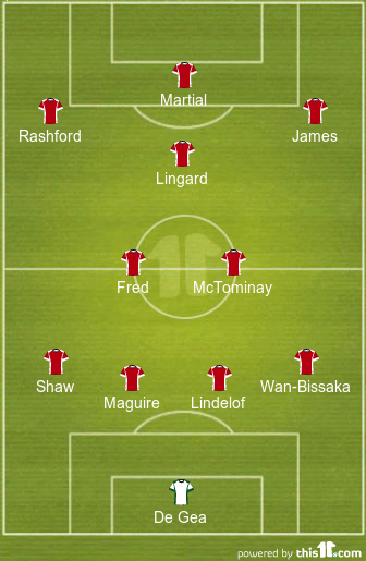Manchester United prediction